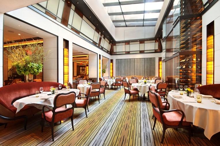 The Mark Restaurant - Atrium