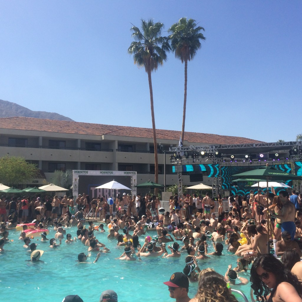 Beyond Coachella - LED Day Club