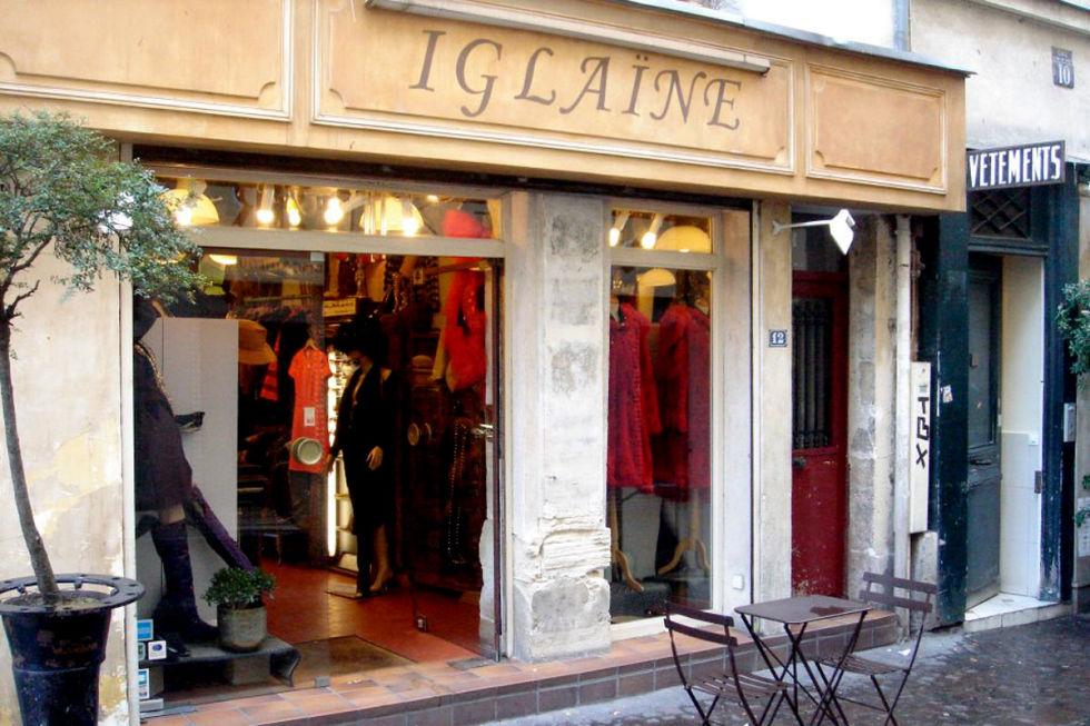 Iglaine