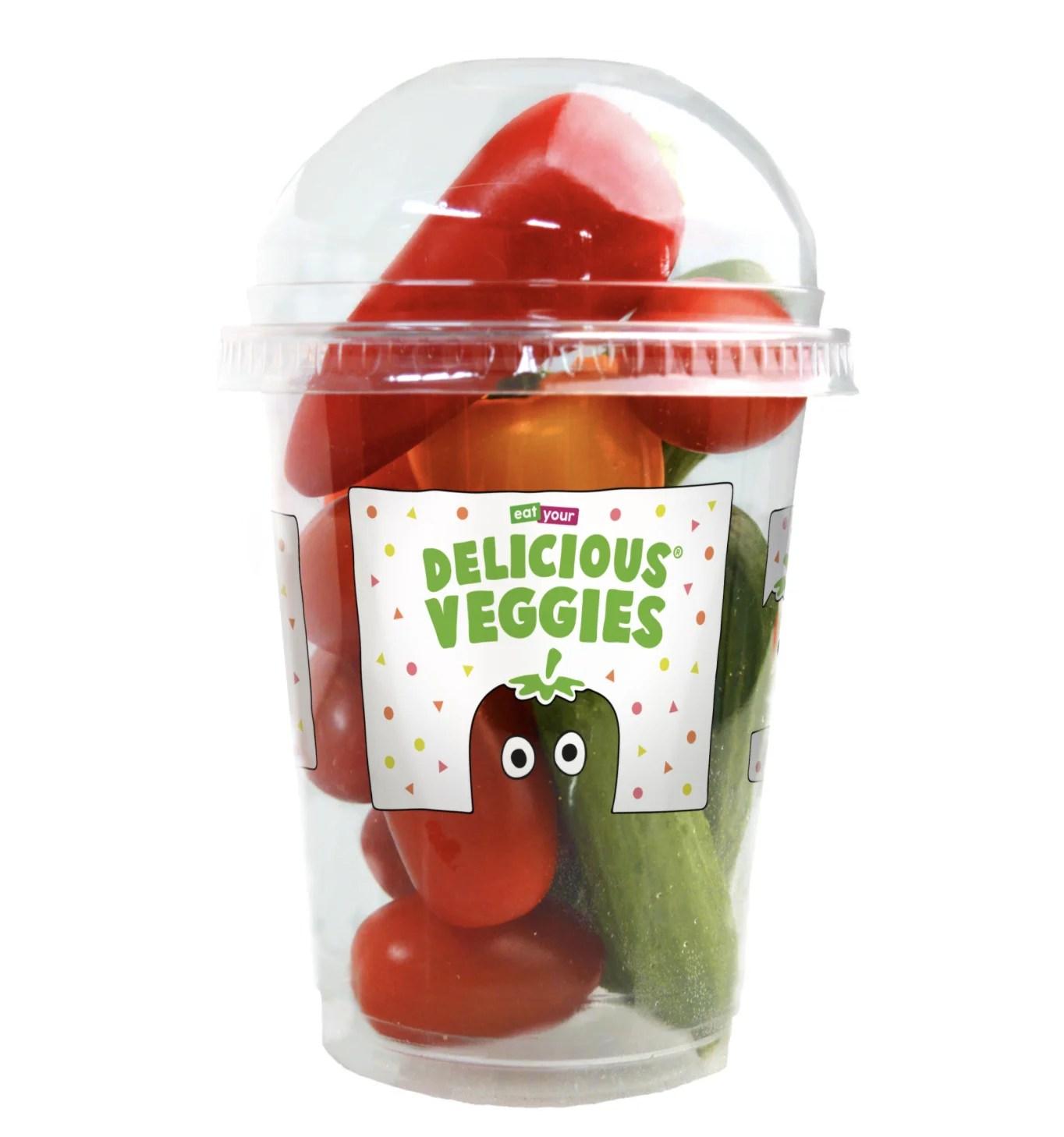 Delicious Veggies – portfolio shaker angelineau