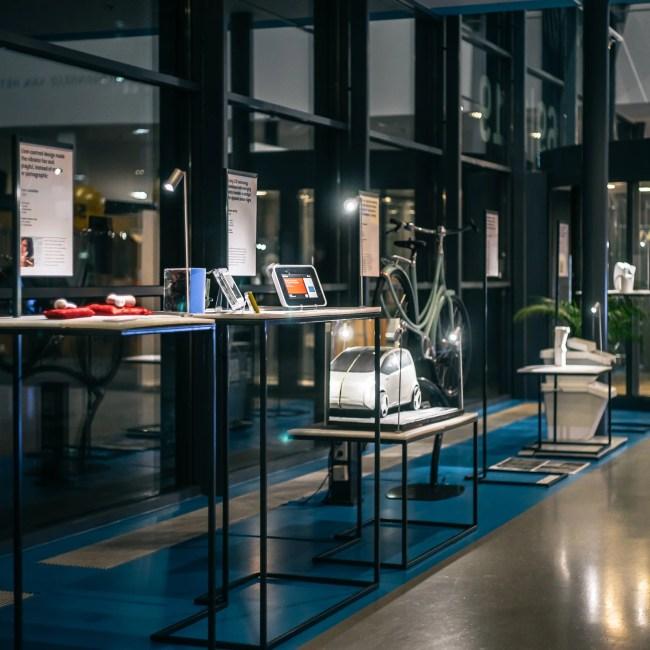 Jubileum-expositie Industrieel Ontwerpen TU Delft 50 jaar