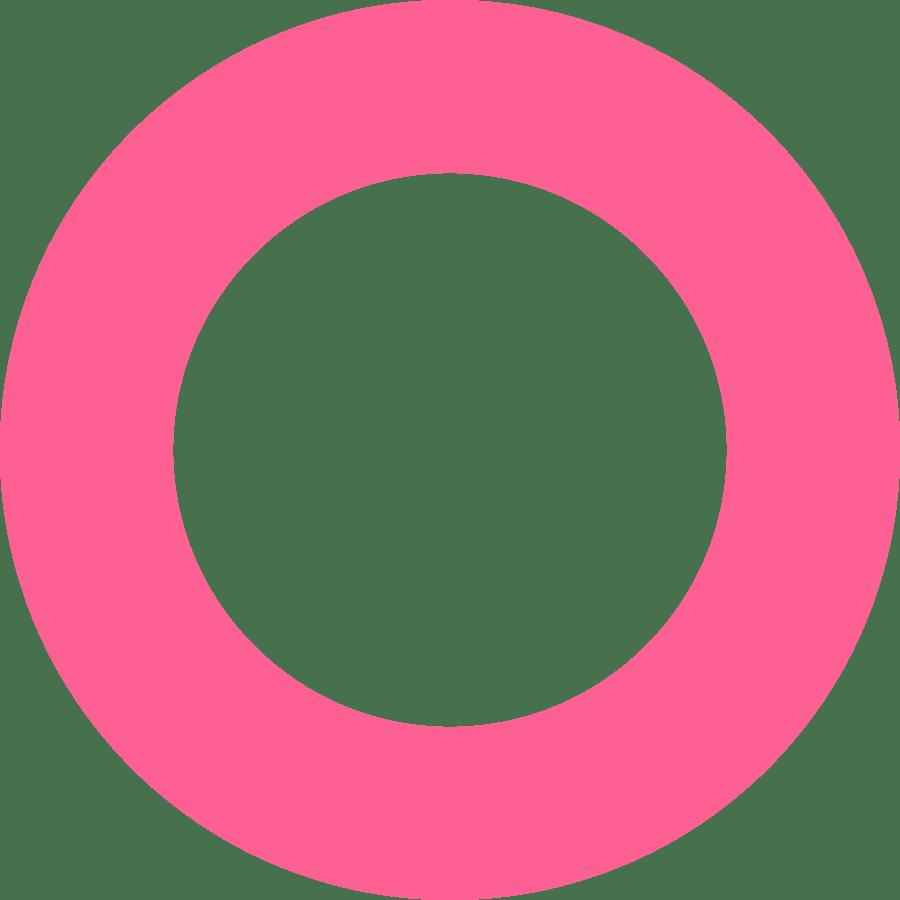 Roze cirkel