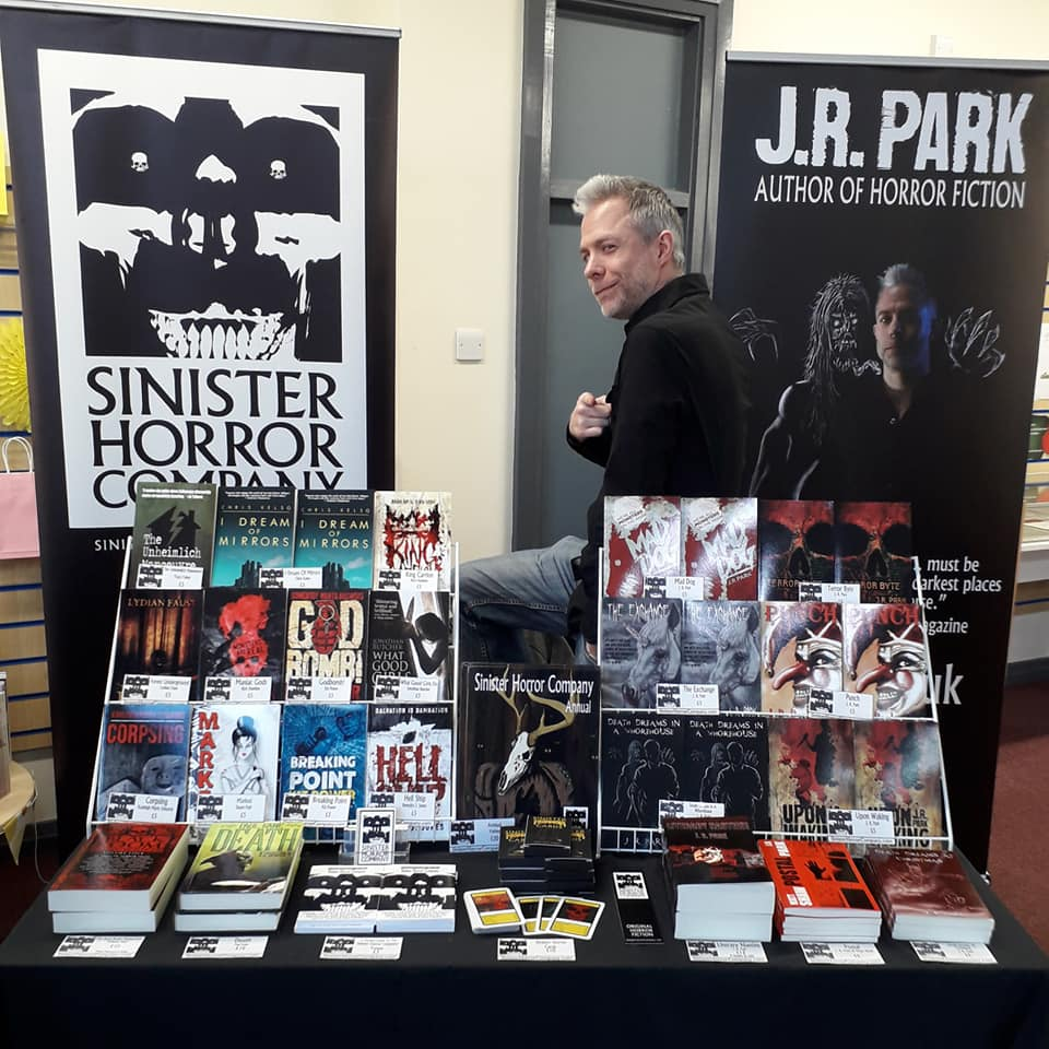 J. R. Park and Sinister Horror Company
