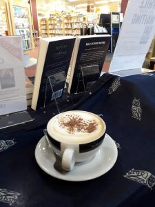 Burton Library Author Day