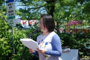 I'm reading an unManglish version of Underneath Her Tudung at the Prose in the Park event on June 6, 2015 in Ottawa.