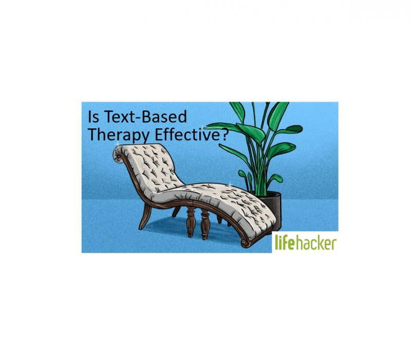 Text Based Therapy Guerin