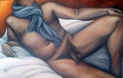 desnudo masculino Gus