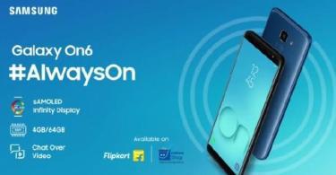 Samsung Galaxy On6