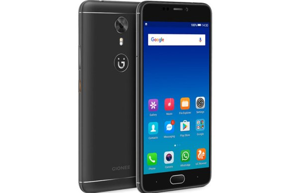 gionee-a-1-full spec