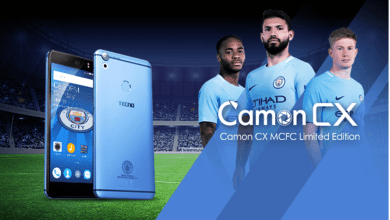 Photo of Camon CX Manchester City Limited Edition, Full Specs, Review, and Price in Nigeria
