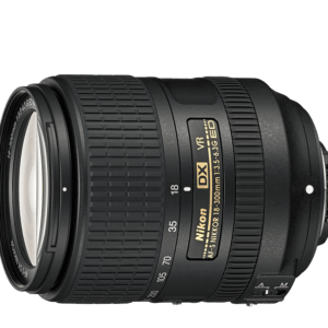 Nikon 18-300mm f/3.5-6.3 VR