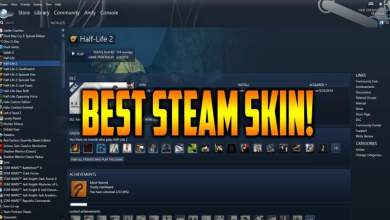 Photo of TOP 11 STEAM SKINS