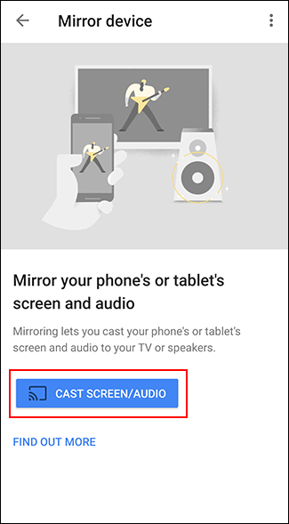 how-to-connect-my-android-phone-to-a-projector-wirelessly-using-chromecast-cast-screen-audio