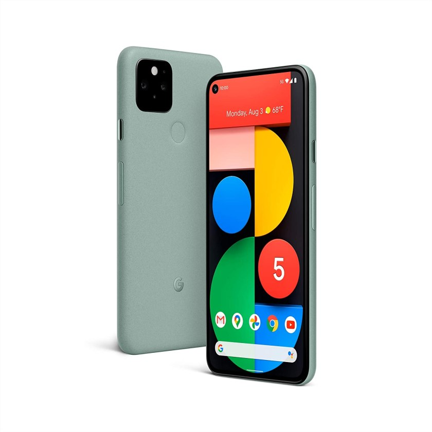best-waterproof-phones-2021-Google-Pixel-5
