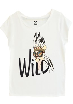 T-shirt WILD Be Parisian