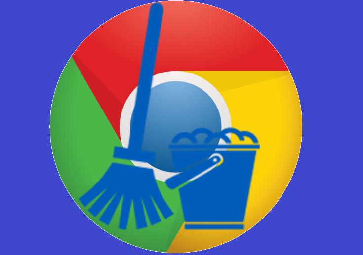 limpiar google chrome