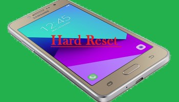 Hard reset galaxy grand prime