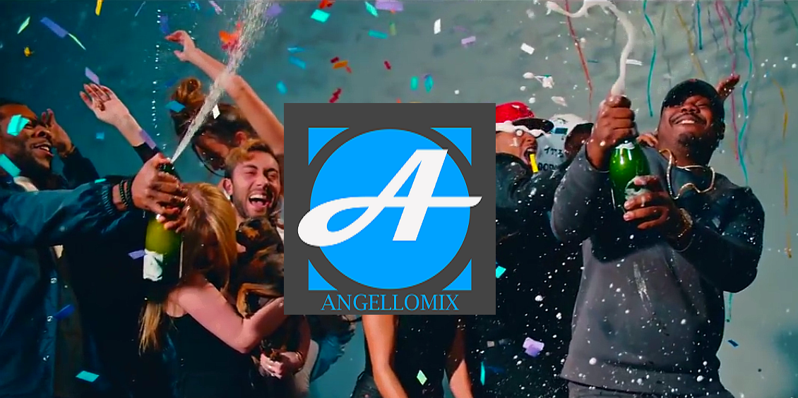 Congratulations a year on the Angellomix website