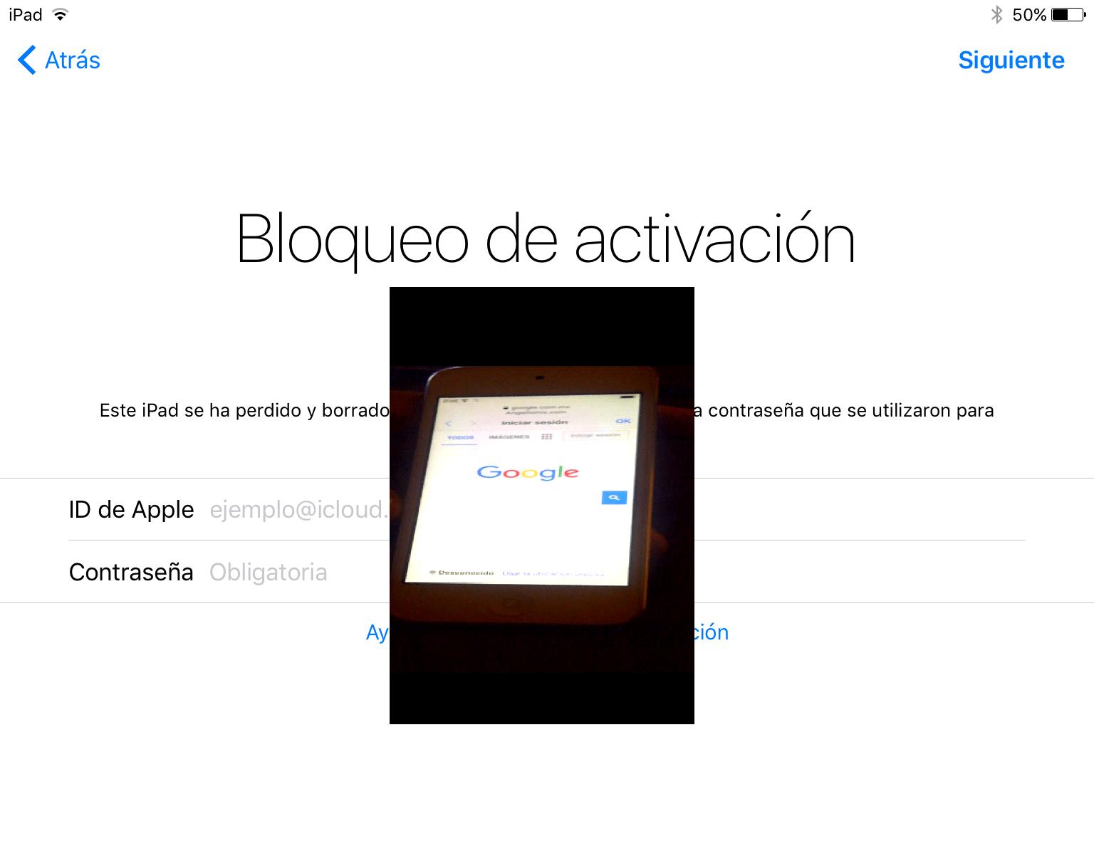 Saltar bloqueo de activación en una iPod touch(5th generation) by angellomix