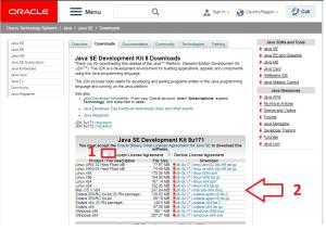 java class 1 JDK Downloads