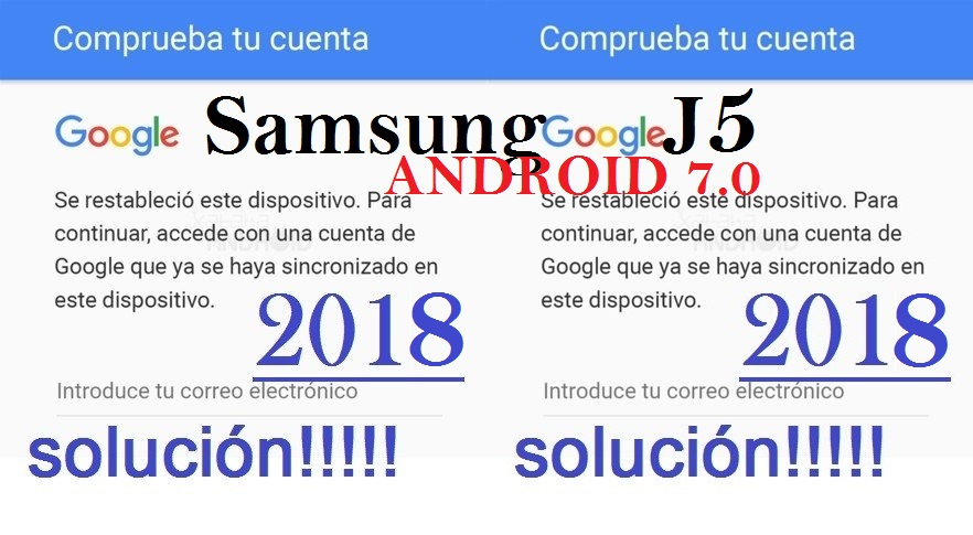 google-anti-robo-samsung-J5 prime android 7