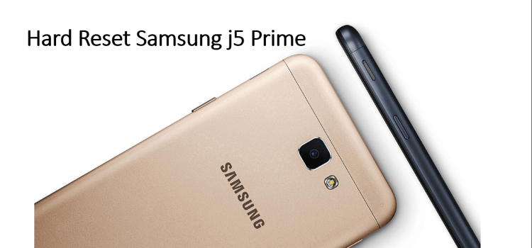 Hard reset para Samsung j5 Prime con Android 7.1