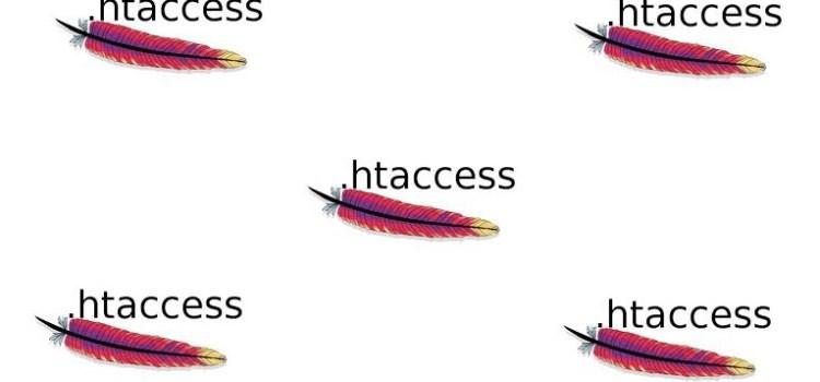 Restaurar configuraciones por defecto a nuestro archivo .htaccess