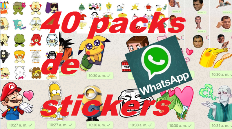 STICKERS PACKS WHATSAPP