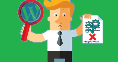 Falta de direcctorio temporal en wordpress error
