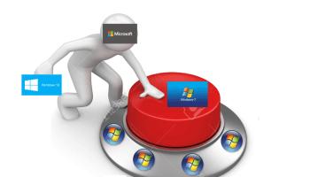 Microsoft elimina windoes 7