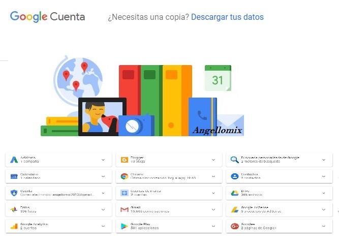 cuenta googel