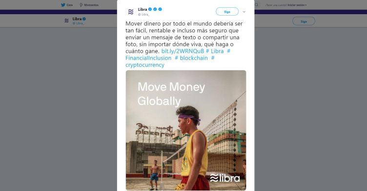 calibra la nueva moneda de facebook