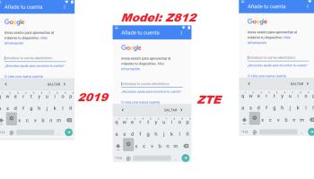 elimina cuenta google de zte