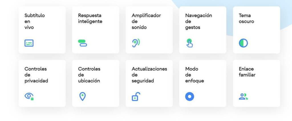 mejoras en android 10 2019