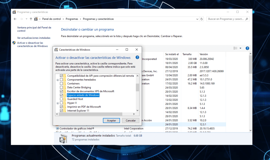 usar una version de windows 10 aislada de windows 10 5 min