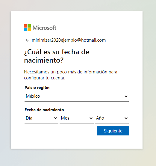 crear correo hotmail extension hotmail u outlook fechas