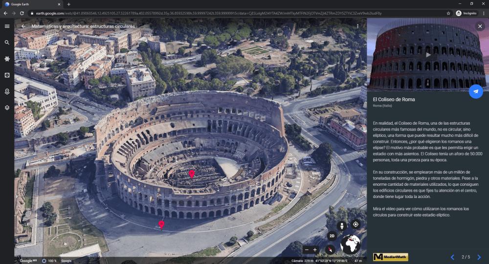 descubre lugares historicos en 3D con google earth min
