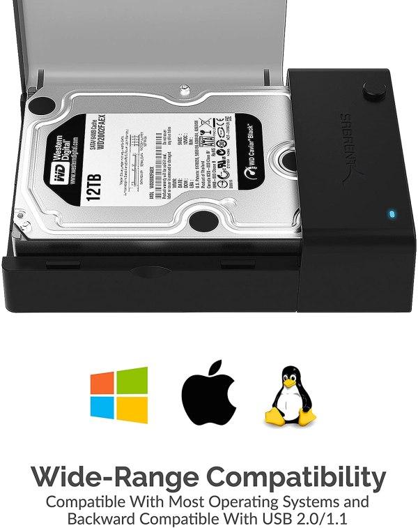 adaptador de disco duro externo 3.0