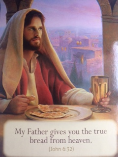 My Father Gives the True Bread from Heaven