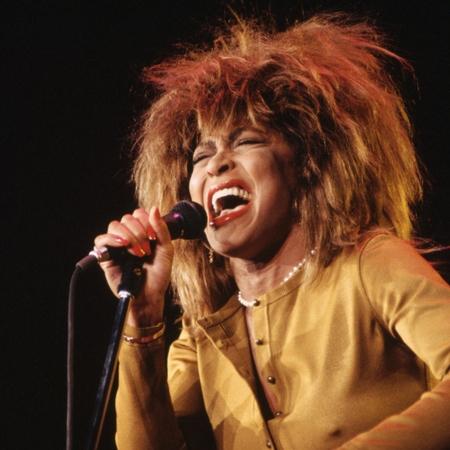 Tina Turner torbellino de fuerza en su voz y energía viva en el escenario. (5/6)