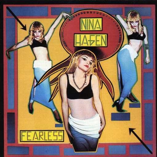 Nina Hagen mi extravagante punk con inusual voz. (1/6)