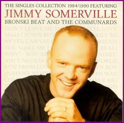 Bronski Beat y la inconfundible voz de  Jimmy Somerville. (1/6)