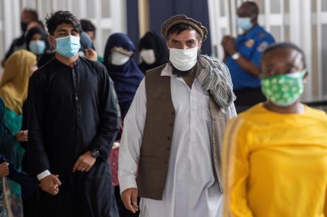 EEUU evacúa a 6.800 personas de Kabul pese a la alerta de posibles ataques
