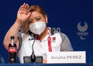 México lleva dos de oro y tres de bronce en Paralímpicos