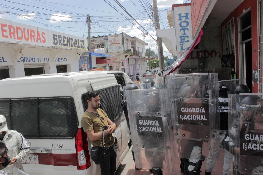 México detecta casi 150.000 migrantes irregulares de enero a agosto
