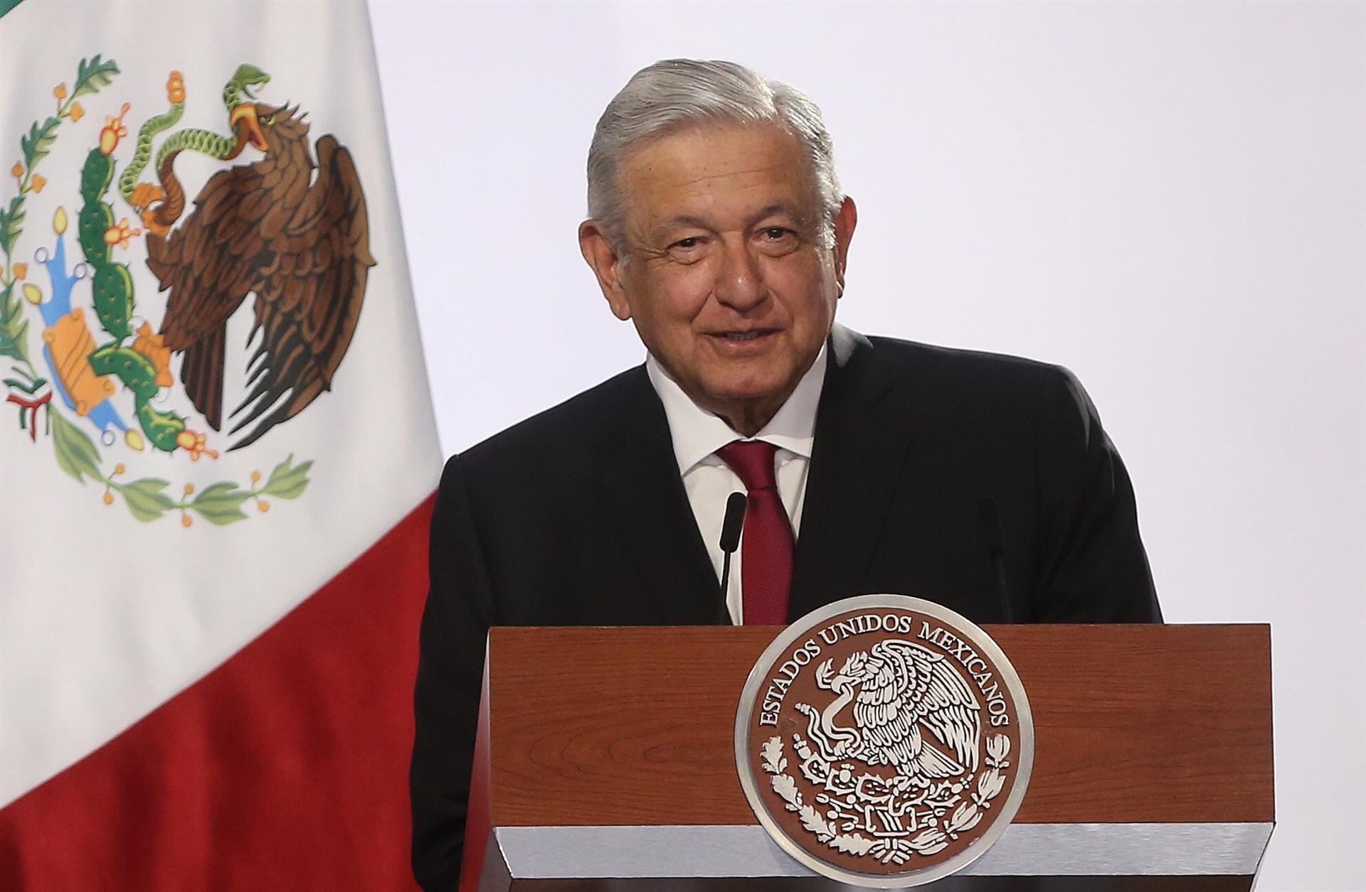 López Obrador referéndum