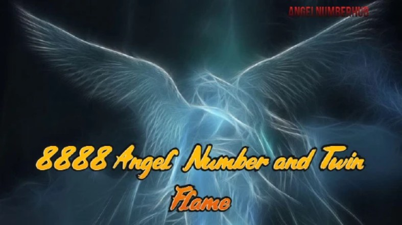 8888 Angel Number and Twin Flame
