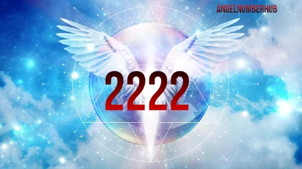 Angel Number 2222 Meaning in Hindi