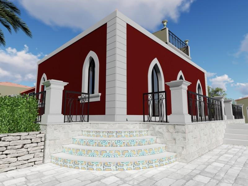 Casa Rossa  Angelo Causarano