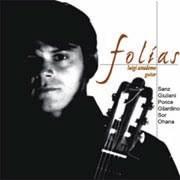 Discografia: Folias – Luigi Attademo